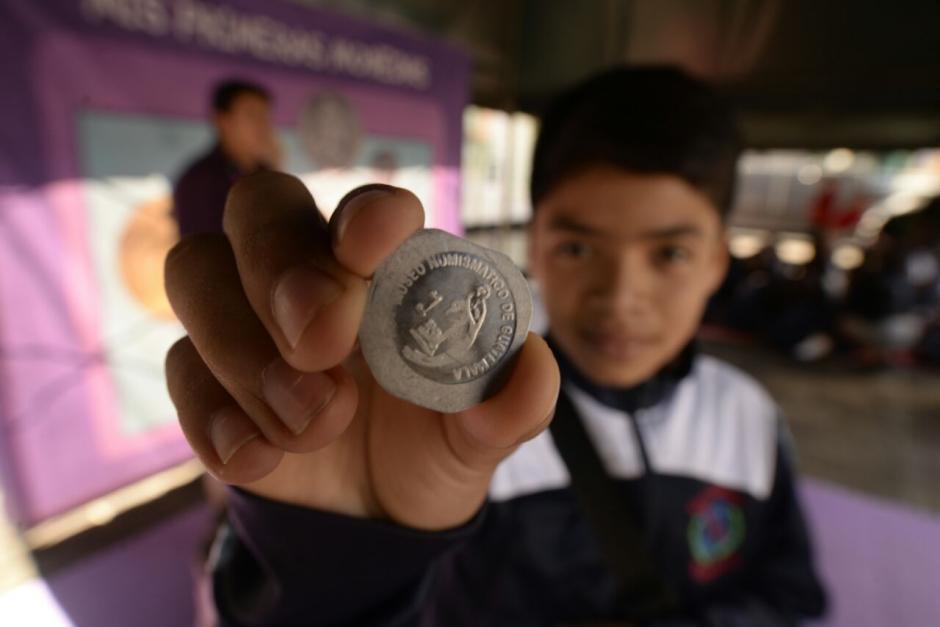 Los niños aprenderán la importancia del buen uso del dinero. (Foto: Wilder López/Soy502)