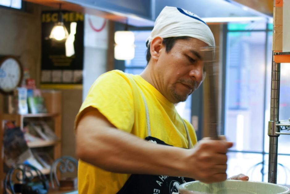 Fernando López ha sabido enganchar a sus clientes con su sabor latino. (Foto: Fernando López)