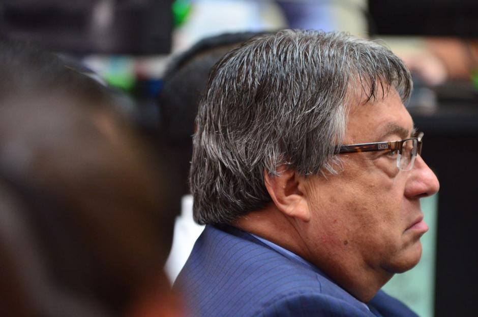 César Fajardo había pedido permiso de ausentarse al Congreso. (Foto: Jesús Alfonso/Soy502)