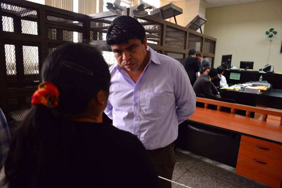 Manuel García Chutá fue diputado del PP y ahora estaba con el MR. (Foto: Jesús Alfonso/Soy502)