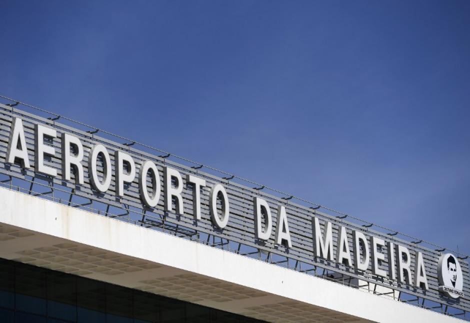 El aeropuerto local ahora lleva el nombre del capitán de la selección portuguesa. (Foto: AFP)