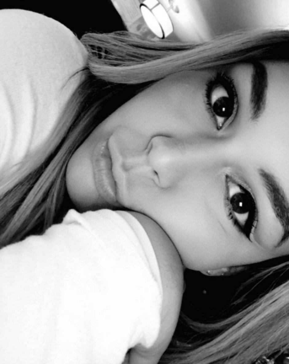 La joven irradia frescura. (Foto: Instagram)