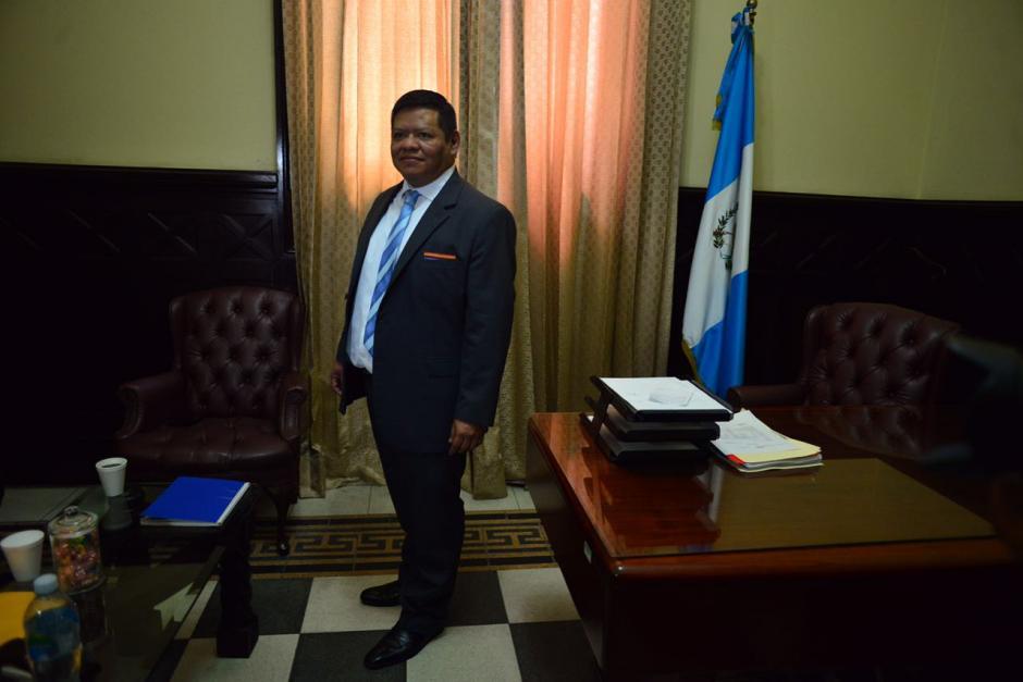 Adriel Orozco laboraba en el Ministerio de Gobernación. (Foto: Jesús Alfonso/Soy502)