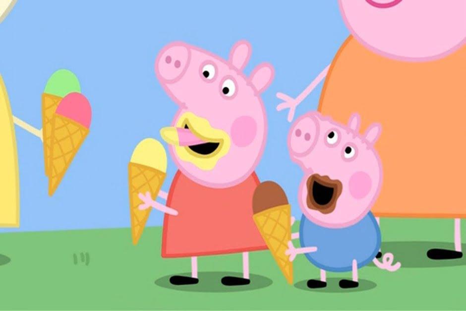 Alertan sobre versiones de peppa pig no aptas para ni os for En youtube peppa pig