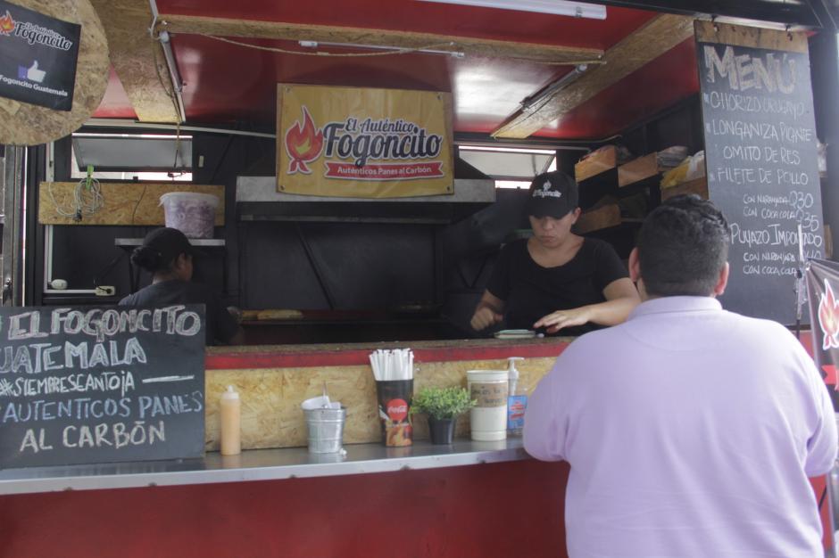 El Fogoncito fue uno de los puestos más solicitados. (Foto: Fredy Hernández/Soy502)