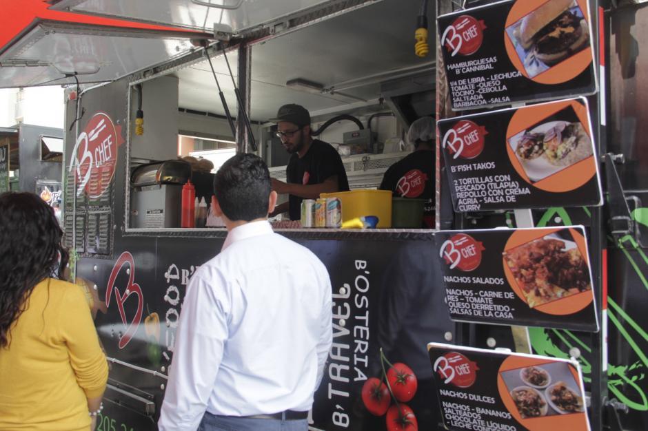 Los tacos de pescado fue un platillo especial de B-Chef. (Foto: Fredy Hernández/Soy502)