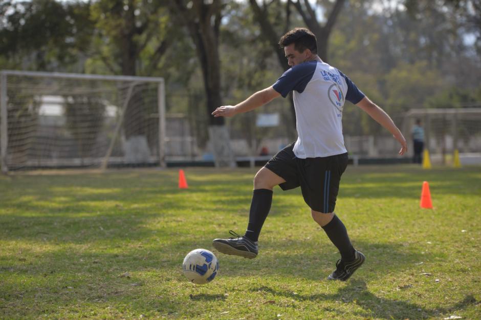 No hay límites de edad y el único requisito es querer aprender y divertirse. (Foto: Wilder López/Soy502)