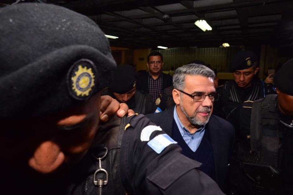 Barquín es sindicado en el caso Lavado y Política. (Foto: Jesús Alfonso/Soy502)