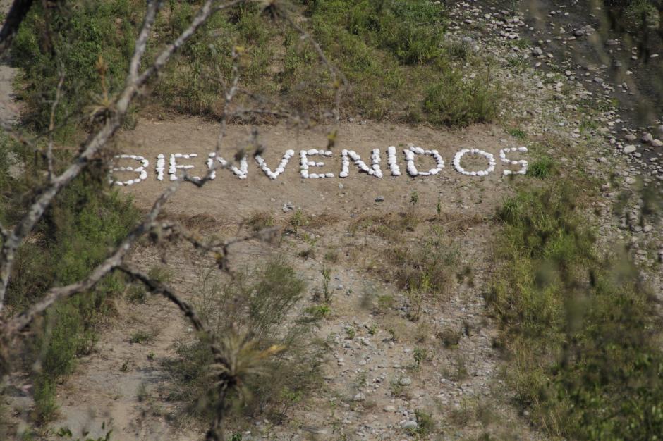 El proyecto Yul Ha' Saj Ha' busca impulsar el ecoturismo. (Foto: Fredy Hernández/Soy502)
