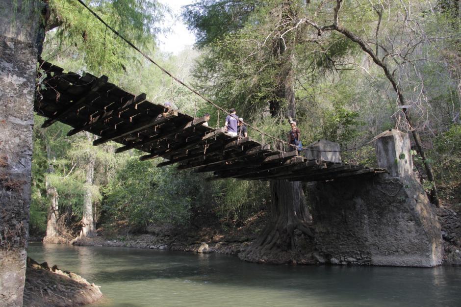 Los habitantes de la aldea El Limonar impulsan un proyecto ecoturístico. (Foto: Fredy Hernández/Soy502)