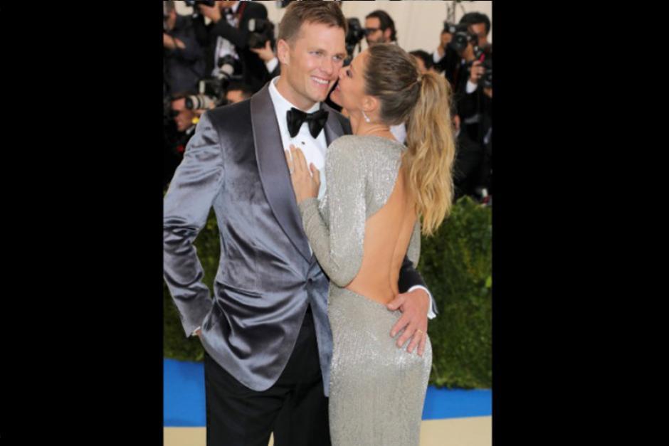 Gisele Bündchen y Tom Brady. (Foto: CNN)
