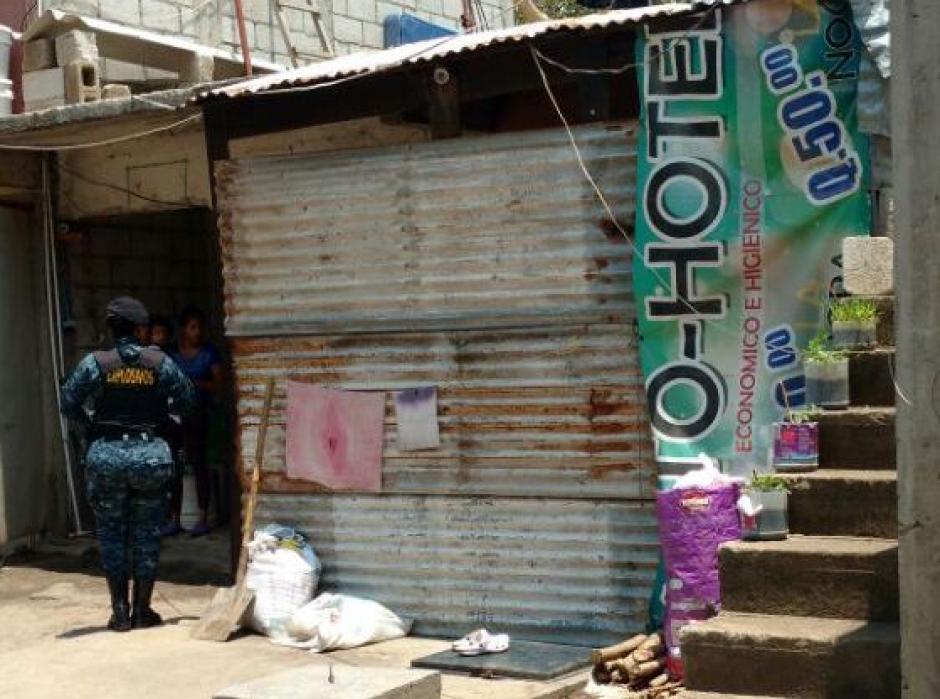 Para localizar a los responsables, las fuerzas de seguridad allanaron hoteles ubicados en Amatitlán, Villa Canales y la zona 7 capitalina. (Foto: PNC)