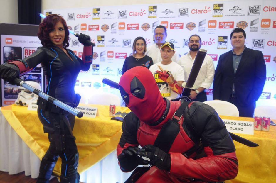 El Xpo Comicon se realizará el 5, 6 y 7 de mayo. (Foto: Jesús Alfonso/Soy502)