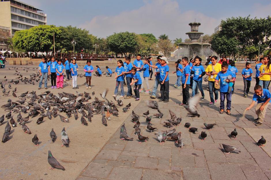 La mayoría de los visitantes conocieron por primera vez la ciudad. (Foto: Germán Velásquez)