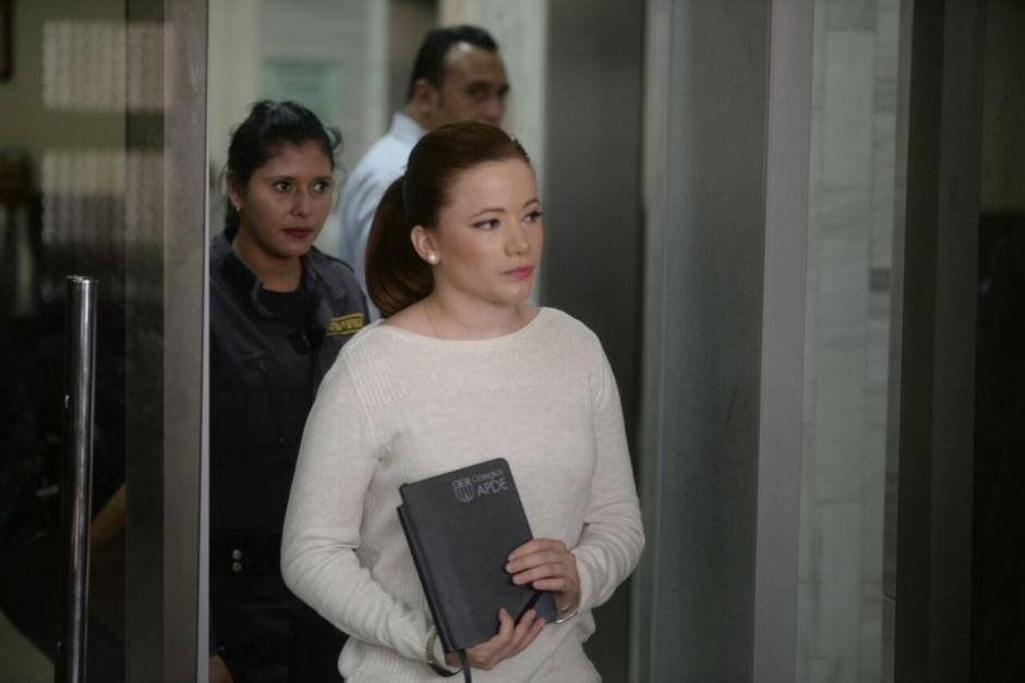 Los 22 implicados en el caso Cooptación del Estado quieren salir de prisión. (Foto: Wilder López/Soy502)
