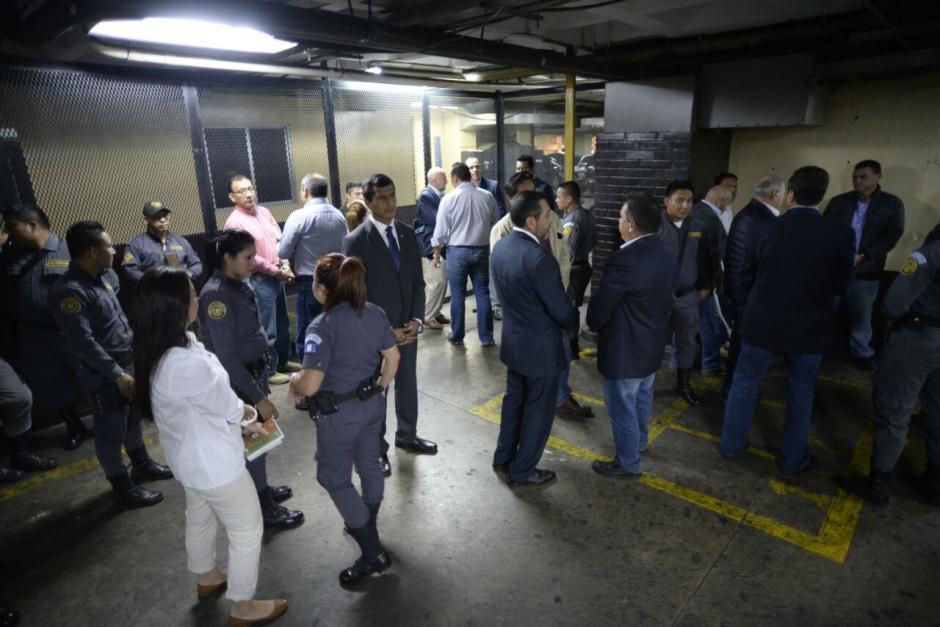 Los 22 señalados buscan salir de prisión. (Foto: Wilder López/Soy502)