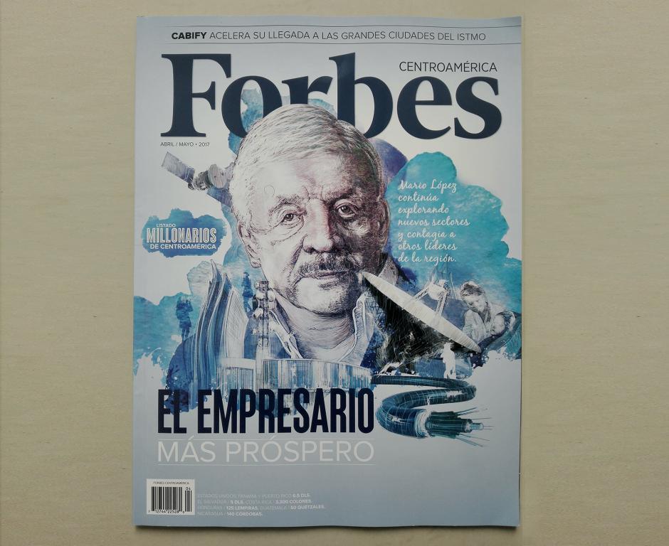 En la publicación de mayo, Forbes posicionó a Mario López como el empresario más próspero de la región. (Foto: Cecilia Vicente López/ND)