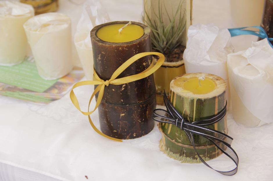 Las velas de citronela también han sido uno de los productos más apreciados. (Foto: Fredy Hernández/Soy502)