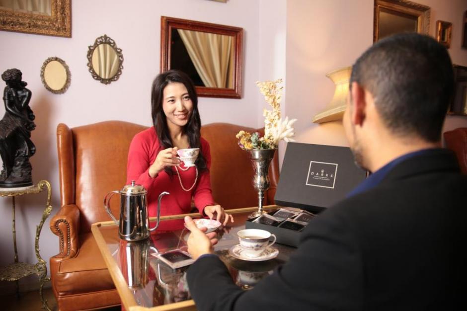 Darks Café ha impactado en los amantes de esta bebida en Asia. (Foto: Darks Café)