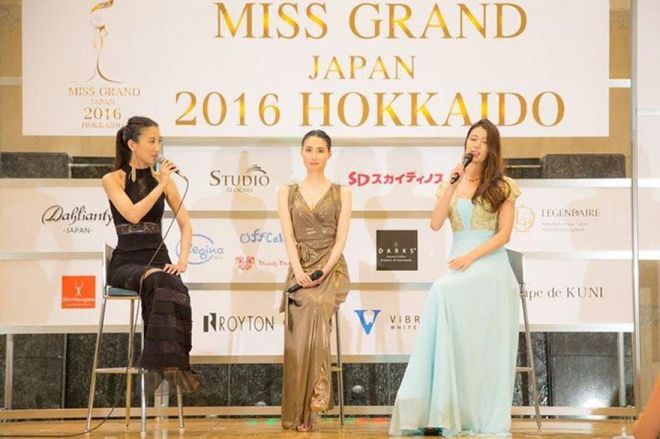 Actualmente patrocina eventos de belleza en el país nipón. (Foto: Darks Café)