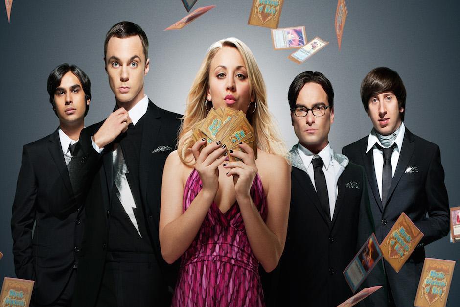The Big Bang Theory (Foto: hiddenremote.com)