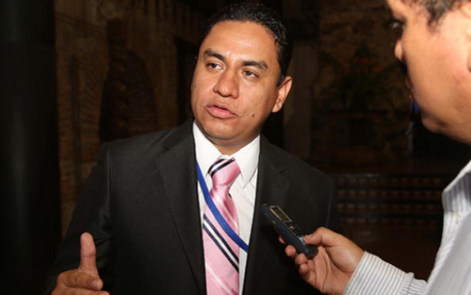 García es sindicado de sustraer fondos públicos de la PNC. (Foto: Archivo/Soy502)