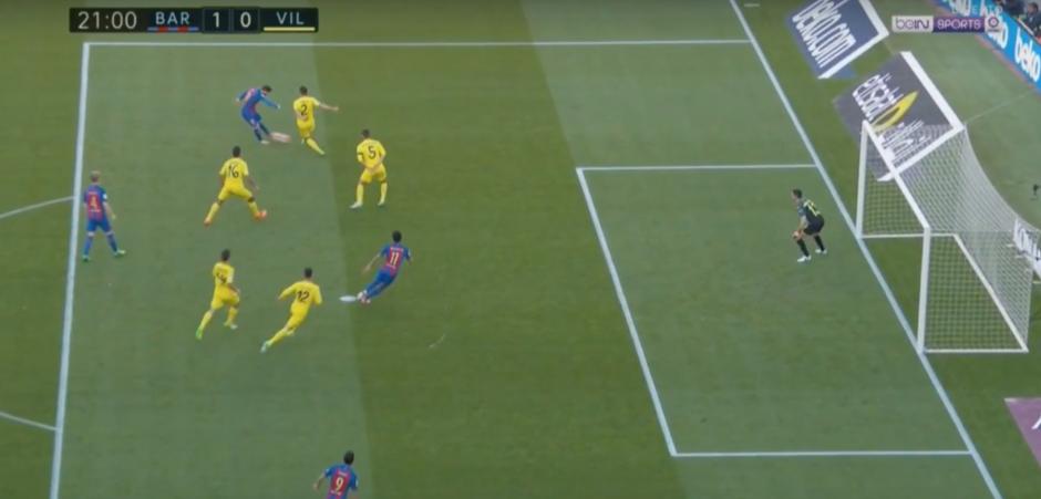 Pol mica hay offside en el primer gol del barcelona for Offside en el futbol