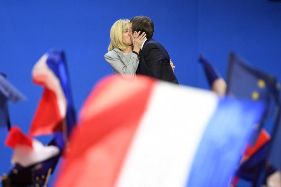 La pareja se ha mostrado siempre indiferente al qué dirán. (Foto: AFP)