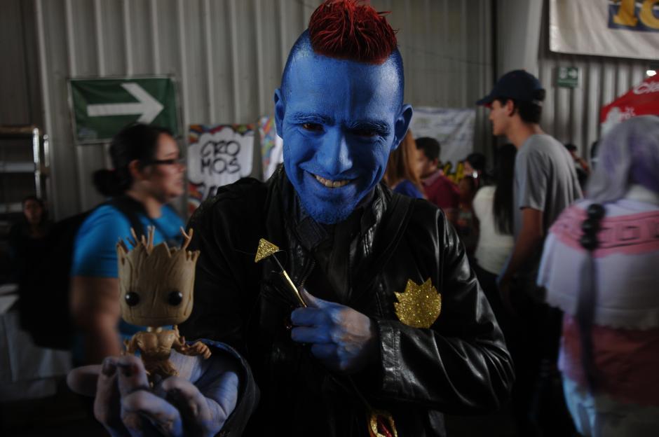 Xpo Comicon en su quinta edición fue perfecta para los que quisieron ir disfrazados como sus personajes favoritos. (Foto: Jesús Alfonso/Soy502)