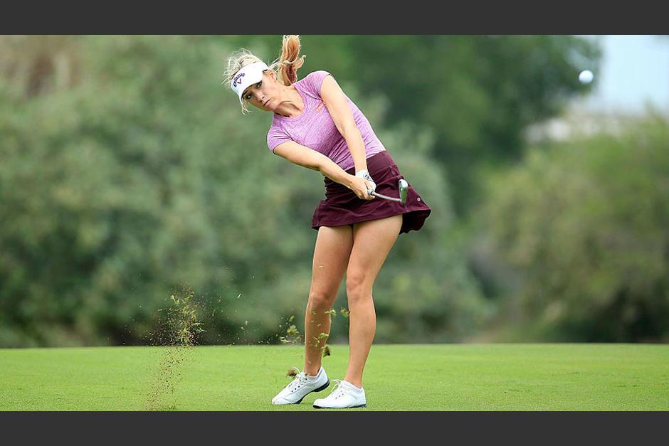Paige Spiranac tiene 24 años. (Foto: Golf.com)