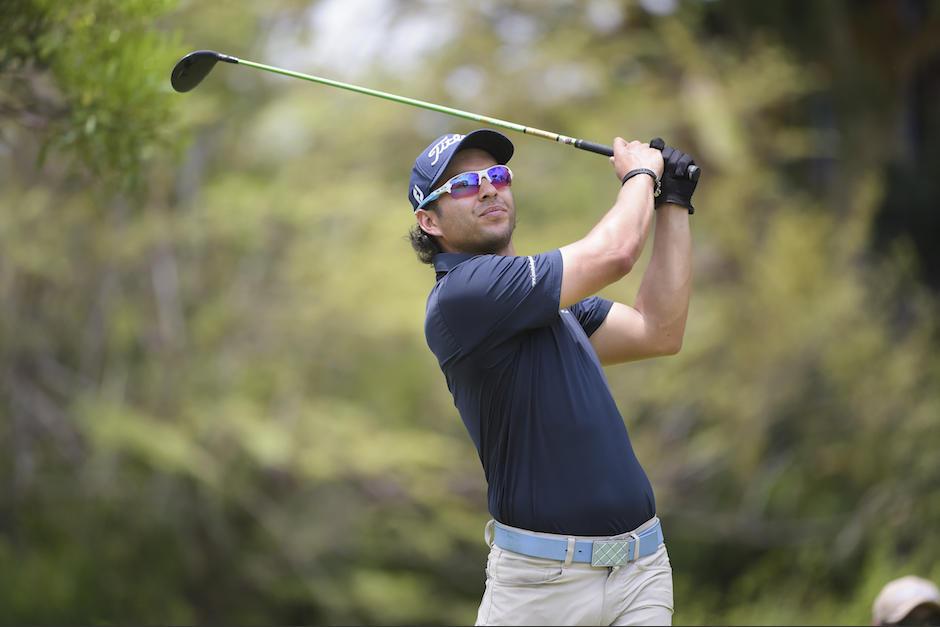 José Toledo se convirtió en el primer jugador centroamericano en ganar un torneo del PGA TOUR Latinoamérica. (Foto: Enrique Berardi/PGA TOUR)