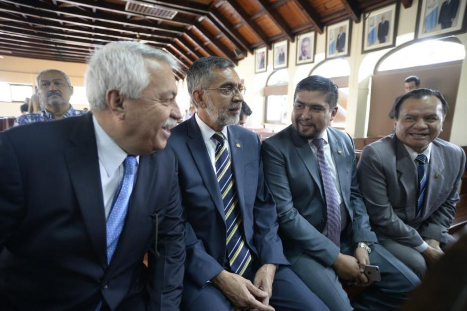 La Comisión de Deportes del Congreso buscará que en la sesión del jueves se aprueben los cambios. (Foto: Wilder López/Soy502)