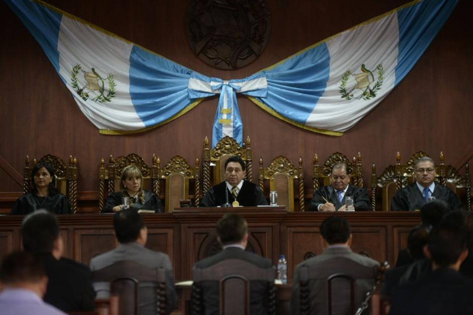Los magistrados aseguran que no hay inconstitucionalidades en los cambios requeridos por la FIFA. (Foto: Wilder López/Soy502)