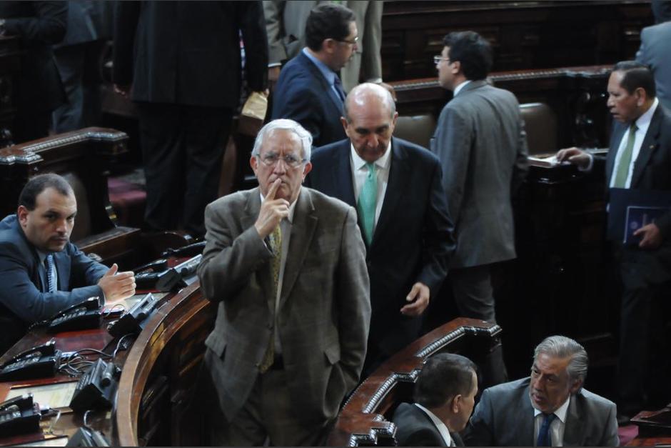 Con el Congreso en receso, es difícil que avance la discusión de las Reformas. (Foto: Jesús Alfonso/Soy502)