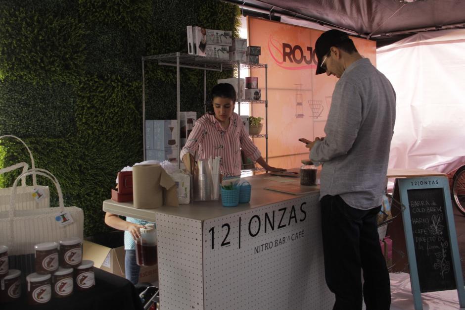 También podrás adquirir productos para preparar café en casa. (Foto: Fredy Hernández/Soy502)