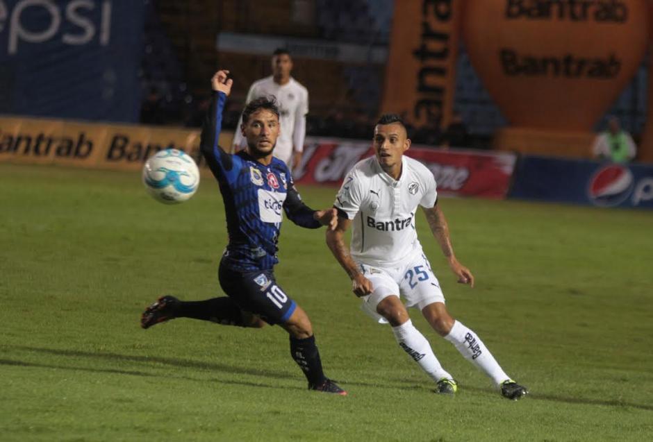 Comunicaciones quedó eliminado del torneo. (Foto: Luis Barrios/Soy502)