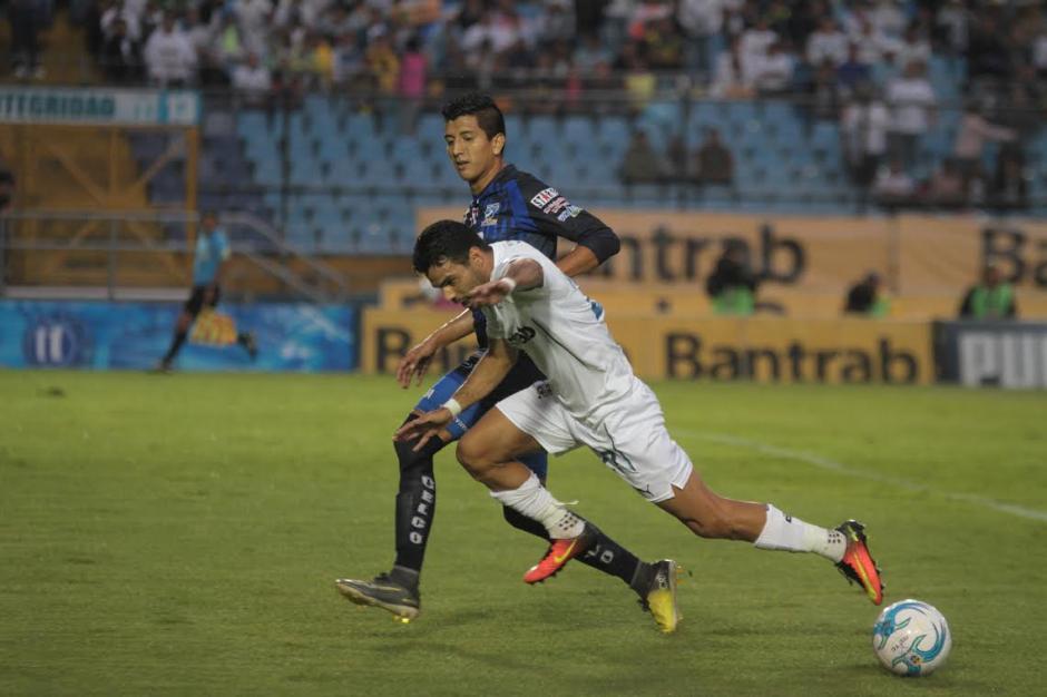Comunicaciones no logró anotar ni un gol en la serie. (Foto: Luis Barrios/Soy502)