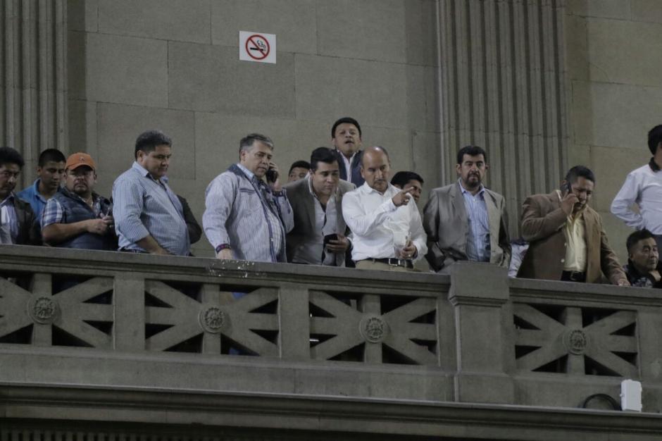 Los jefes ediles buscan que se aprueben dos iniciativas de ley. (Foto: Alejandro Balán/Soy502)
