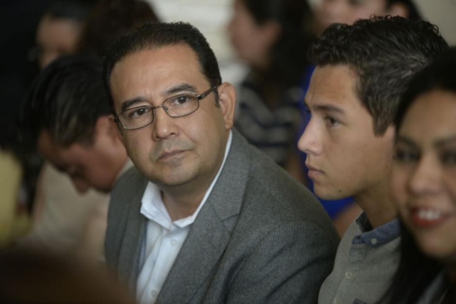 La audiencia de este día definirá si los acusados irán a juicio por los delitos cometidos. (Foto: Wilder López/Soy502)