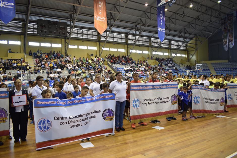 Los juegos se disputaran el 16 y 17 de mayo. (Foto: Adriana Ligorría/Soy502)