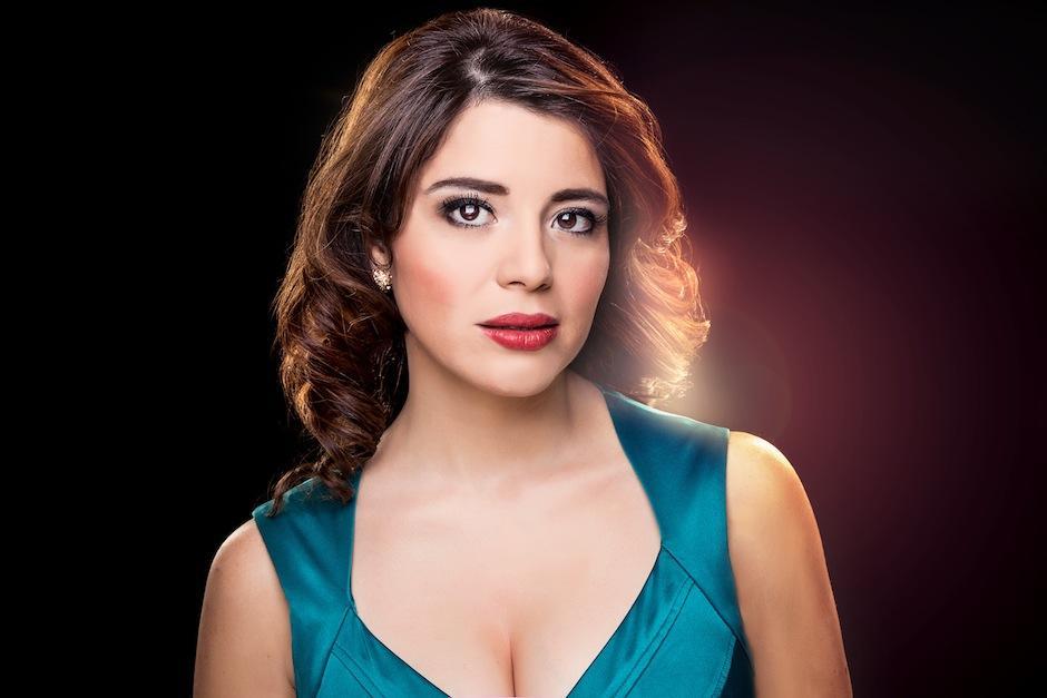 Daniela Yurrita es una exitosa soprano guatemalteca. (Foto: Daniela Yurrita)