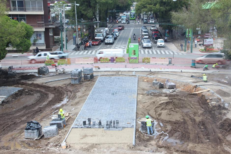 Se estipula que en agosto se pueda inaugurar este nuevo espacio. (Foto: Manuela Trillos/Soy502)