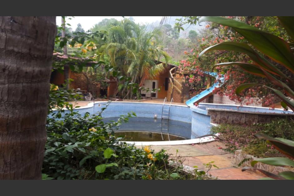 El MP entregó una vivienda relacionada a Eduardo Villatoro. (Foto: MP)