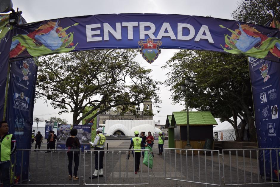 El festival abre sus puertas para los visitantes desde la mañana hasta caer la noche. (Foto: Adriana Ligorría/Soy502)