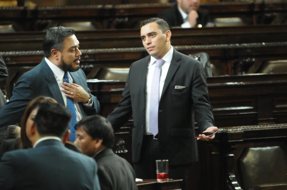 Según varios diputados, Giordano está molesto por la designación del nuevo gobernador. (Foto: Jesús Alfonso/Soy502)