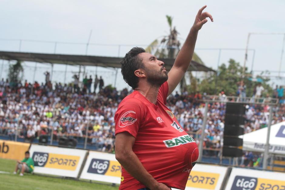 Carlos Kamiani fue el encargado del segundo gol al minuto 27. (Foto: