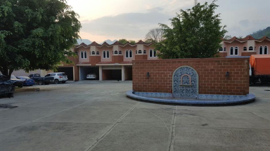 Este edificio se encuentra valorado en más de 4 millones de quetzales. (Foto: MP)