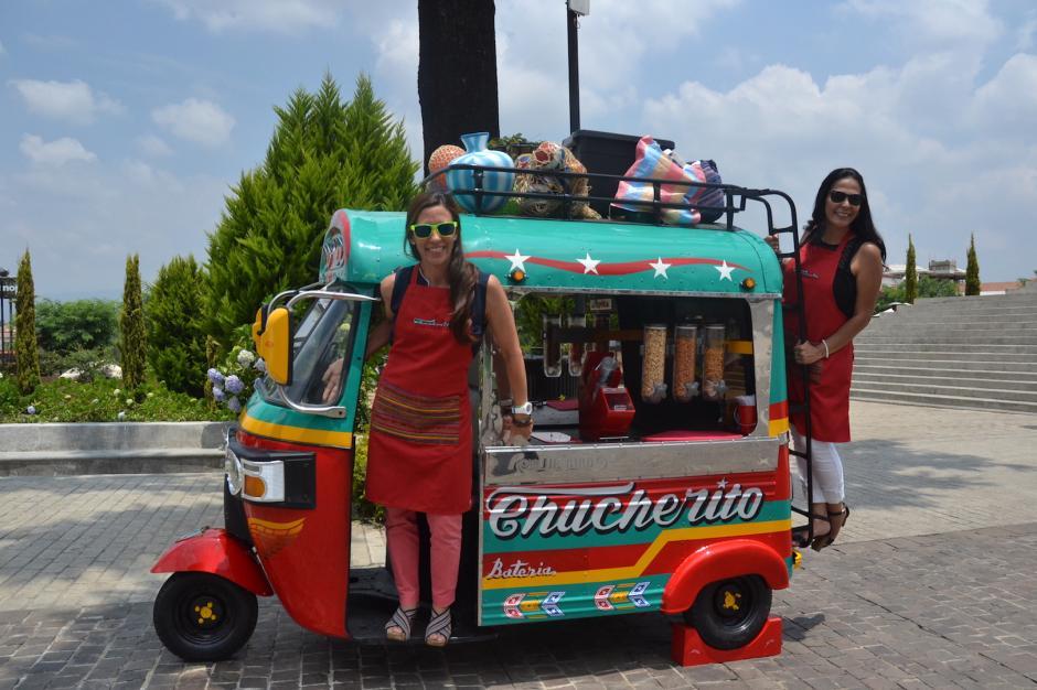 El Chucherito es un nuevo concepto ubicado en Cayalá. (Foto: Rebeca Wolff/Soy502)