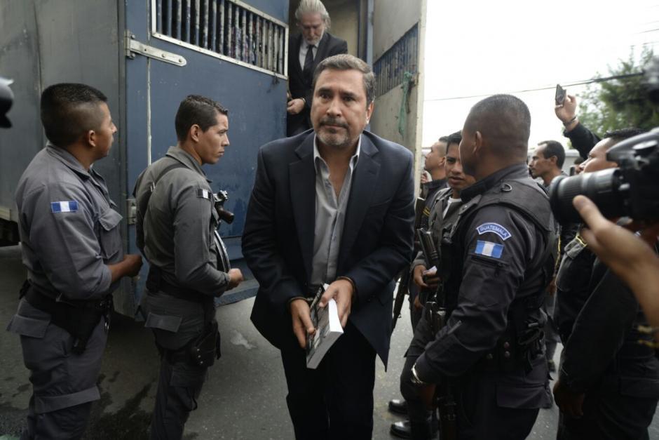 """En esta nueva etapa del caso, Juan Carlos Monzón y Estuardo González, alias """"Eco"""", testificarán contra toda la estructura. (Foto: Wilder López/Soy502)"""