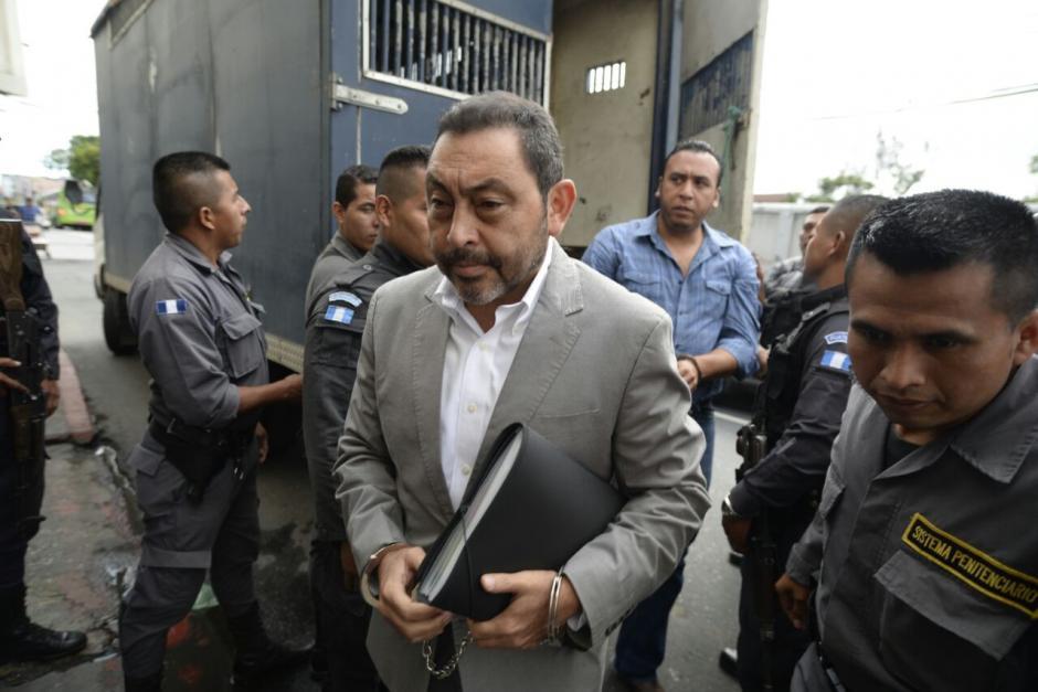 Mauricio López Bonilla, exministro de Gobernación, estará presente en la nueva audiencia de Cooptación del Estado. (Foto: Wilder López/Soy502)
